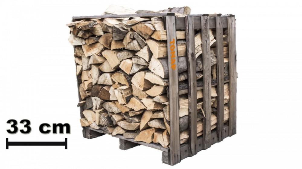 Suché Palivové dřevo Bukové 33 cm