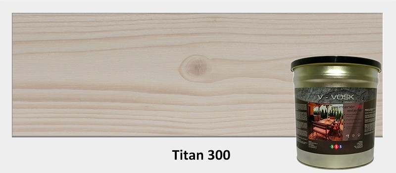 V-VOSK TITAN 300 4,5lt