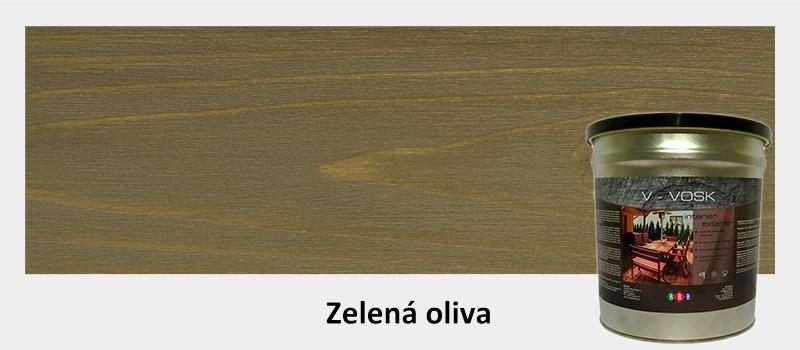 V-VOSK ZELENÁ OLIVA 4,5lt