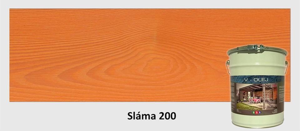 V-OLEJ SLÁMA 200 4,5lt