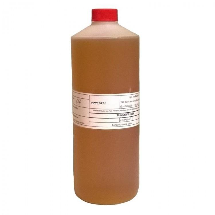 Tungový olej 1lt (čínský dřevní olej)
