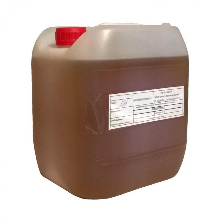 Tungový olej 5lt (čínský dřevní olej)