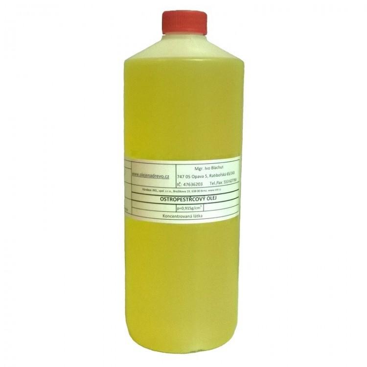 Ostropestřcový olej 100% 1lt
