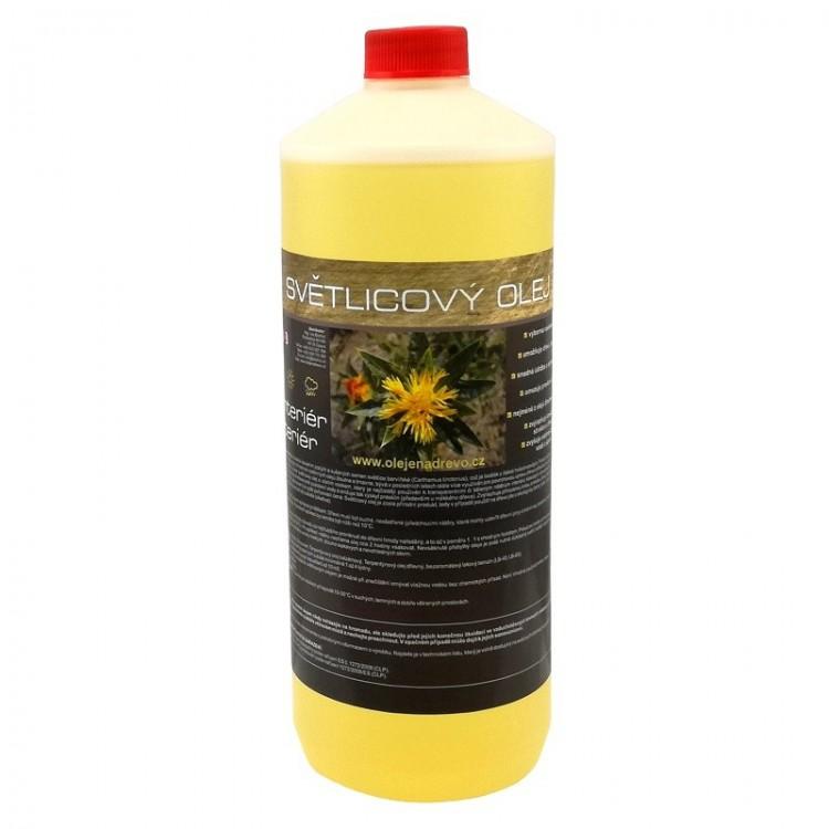 Světlicový/saflorový olej 1lt